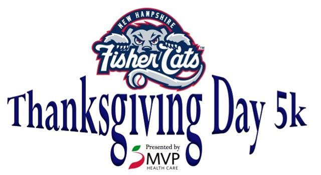 Results: Fisher Cats Thanksgiving 5K 2011