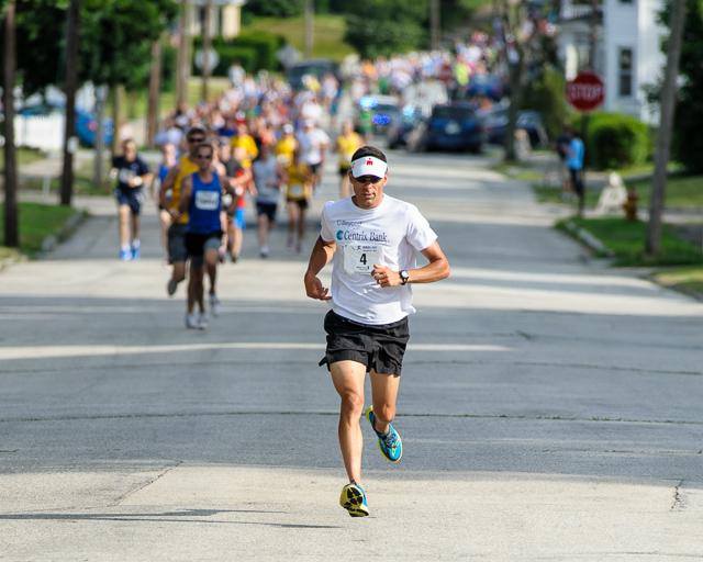 BIB NUMBERS: Hinckley Allen Manchester Mile & 5K 2013