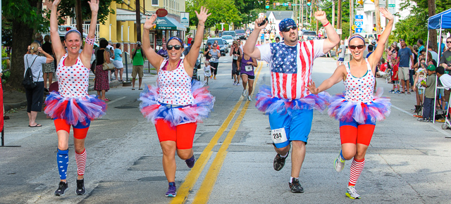 PHOTOS: 2011 & 2012 Manchester Mile and 5K