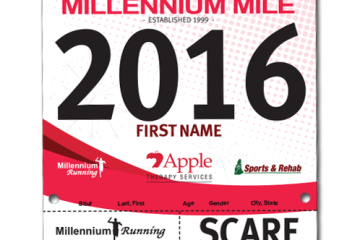 PHOTOS: Apple Therapy + Sports & Rehab Millennium Mile