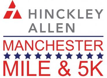 Manchester Mile square logo