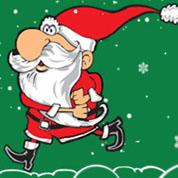 BIB NUMBERS: BASC Santa Claus Shuffle 2013