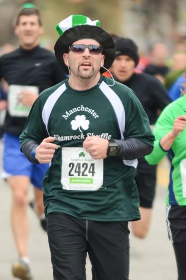 Shamrock Shuffle Runner