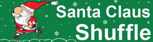 Results: BASC Santa Claus Shuffle 2011