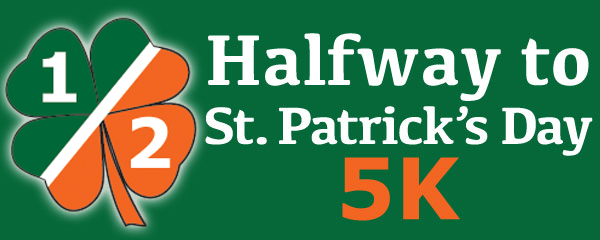 BIB NUMBERS: Northeast Delta Dental Halfway to St. Patrick's Day 5K 2013