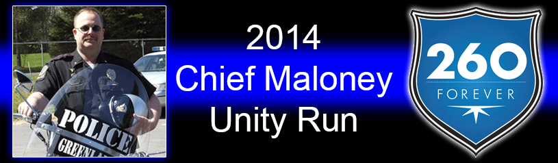 Chief Maloney Unity Run