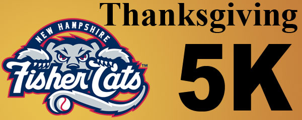 BIBLOOKUP: Fisher Cats Thanksgiving 5k