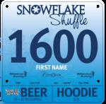 Snowflake Bib - 2016