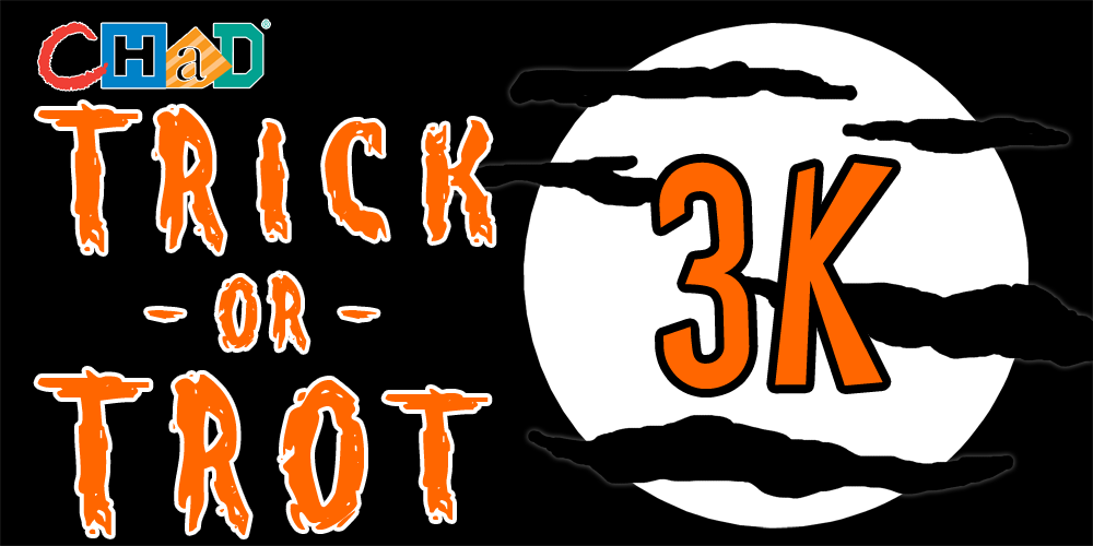 RESULTS: CHaD Trick -or- Trot 2013