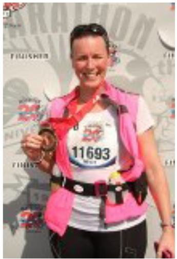 Athlete of the Month: Wendy Ryback-Soucy – January 2013