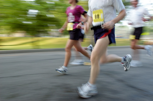 Running is Cheaper Than Therapy: A 5 What?