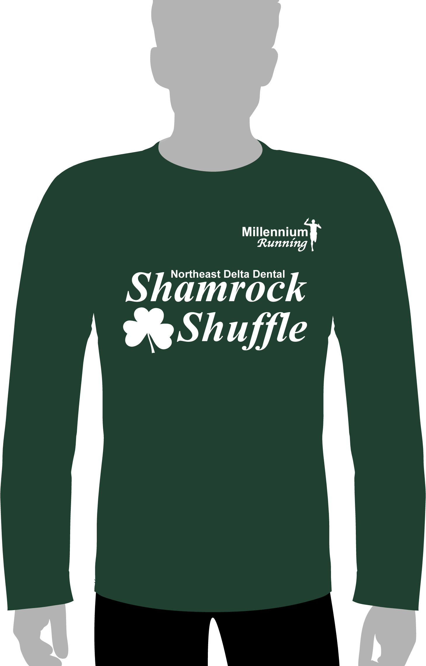 Sold Out Shamrock Shuffle Bib Auction
