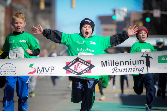 PHOTOS: 2013 Northeast Delta Dental Shamrock Shuffle Manchester, NH