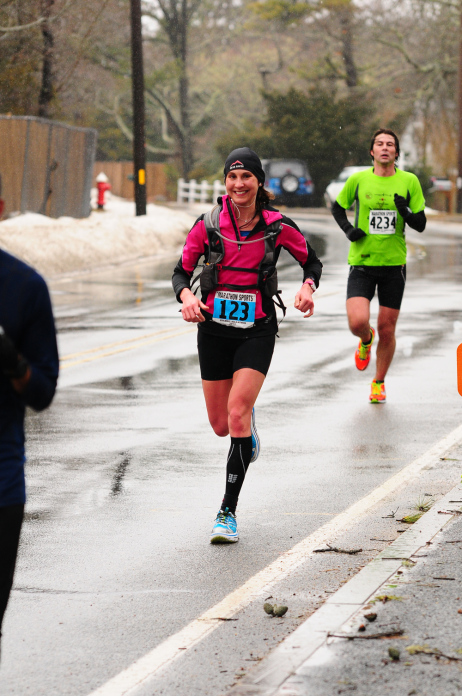 Athlete of the Month: Larisa Dannis – February 2013
