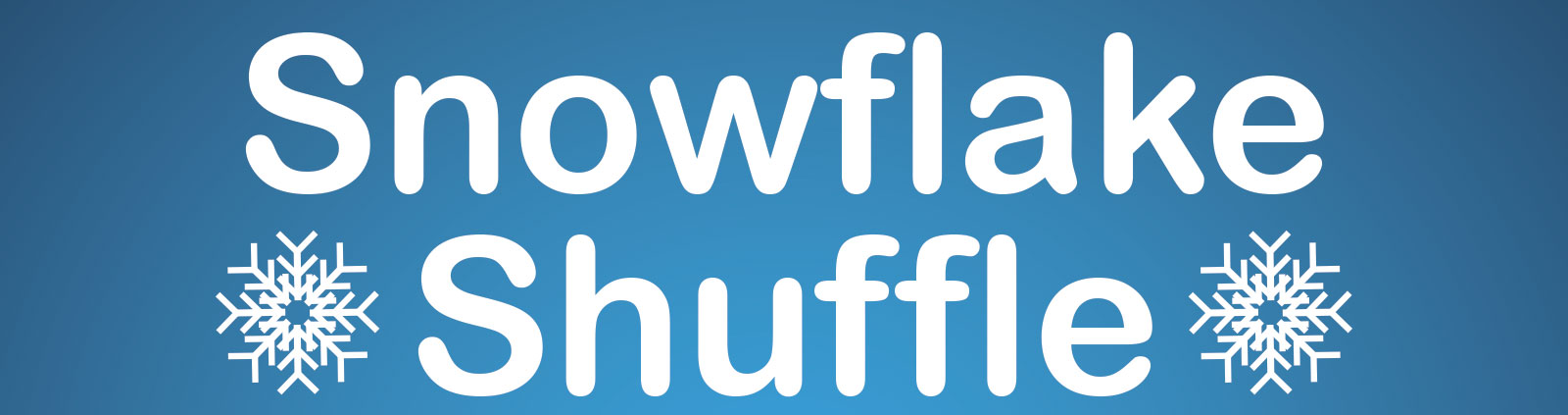 New Hampshire snowflake shuffle race