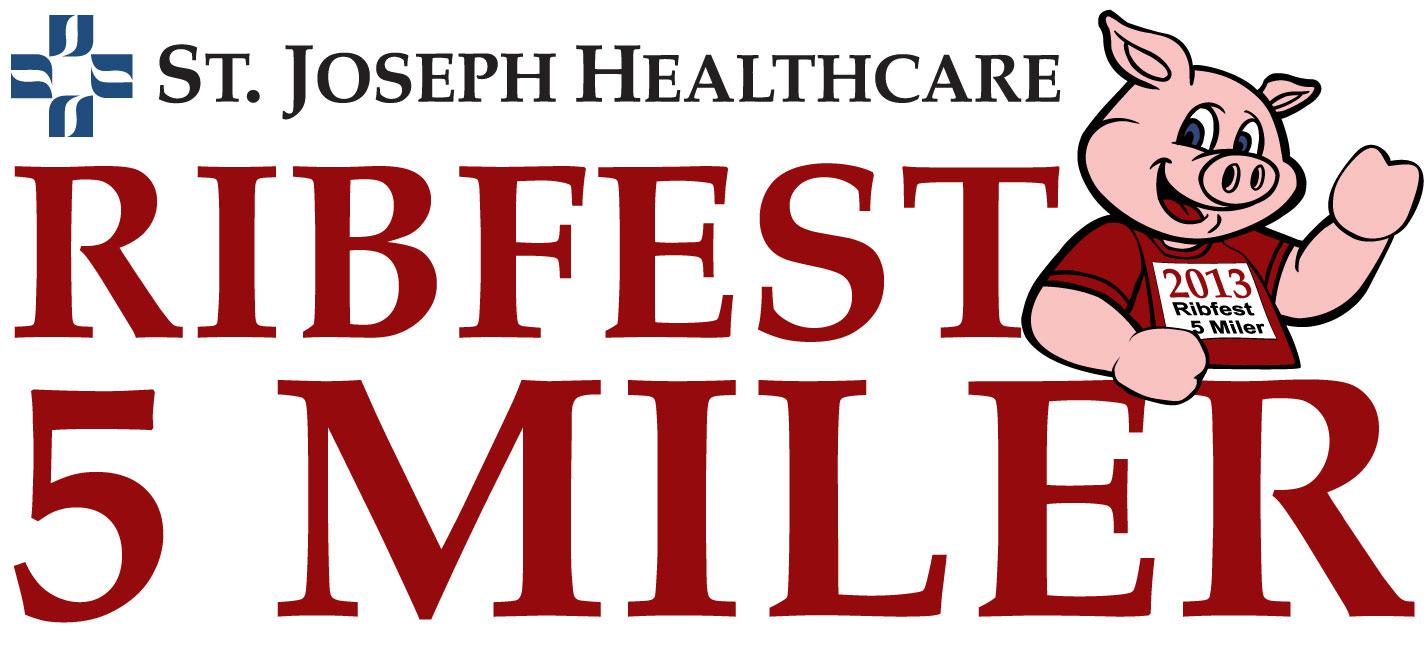 RESULTS: St. Joseph Healthcare Ribfest 5 Miler – 2015