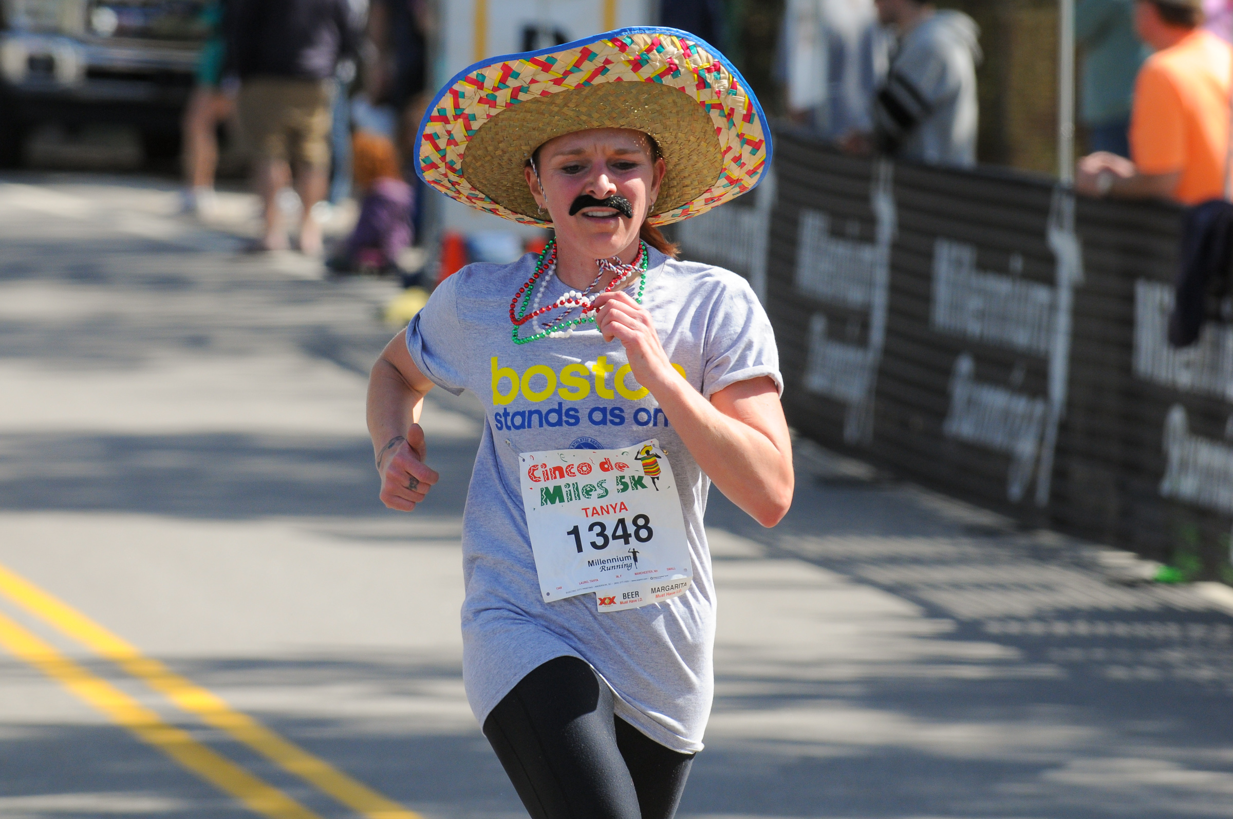 RESULTS: Cinco de Miles 5K 2014