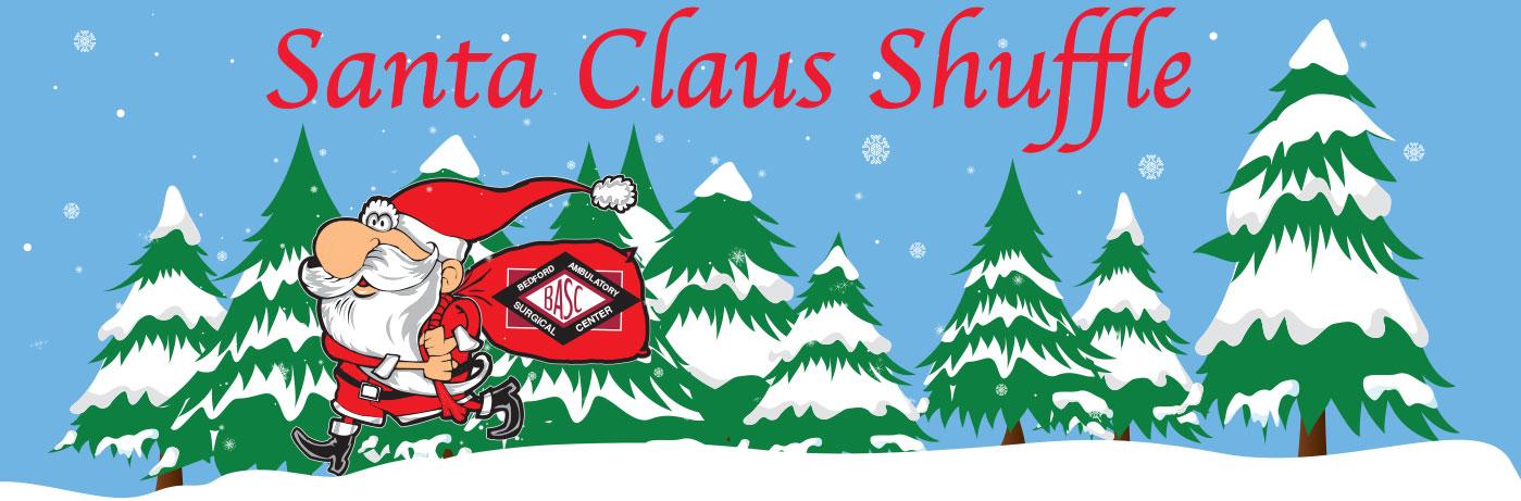 RESULTS: BASC Santa Claus Shuffle 2013