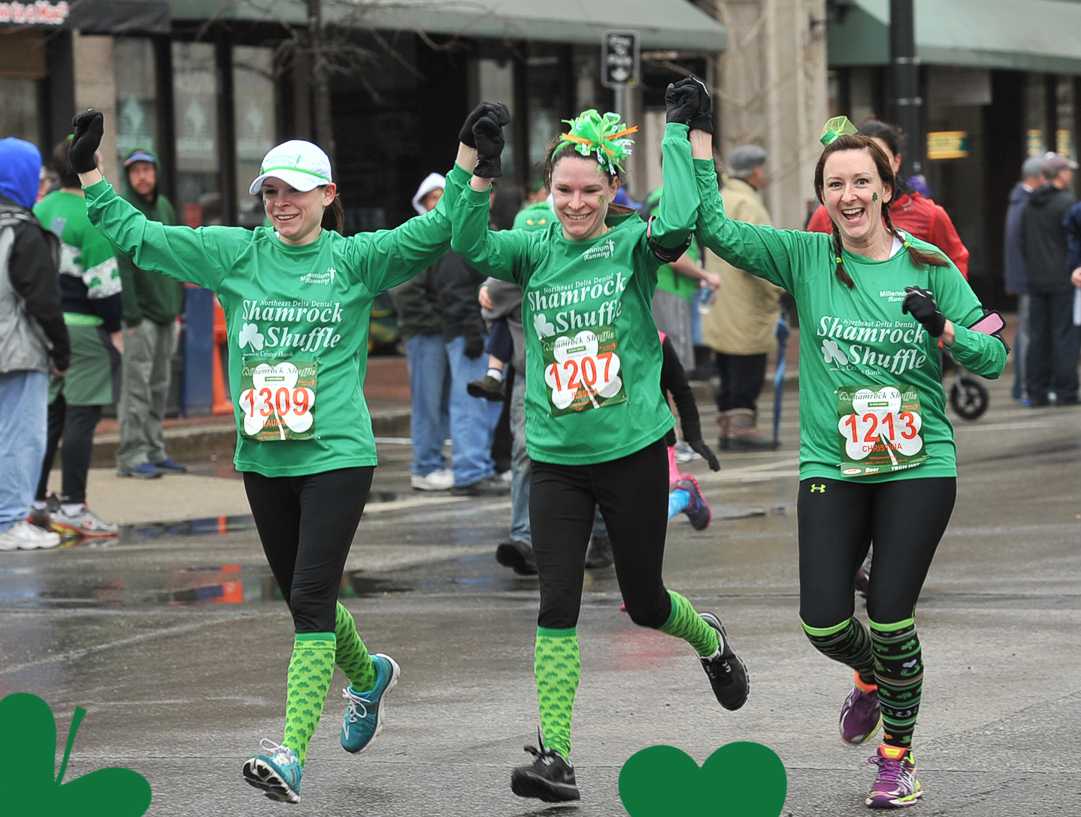 POINTS CHASE: Standings as of the Shamrock Shuffle