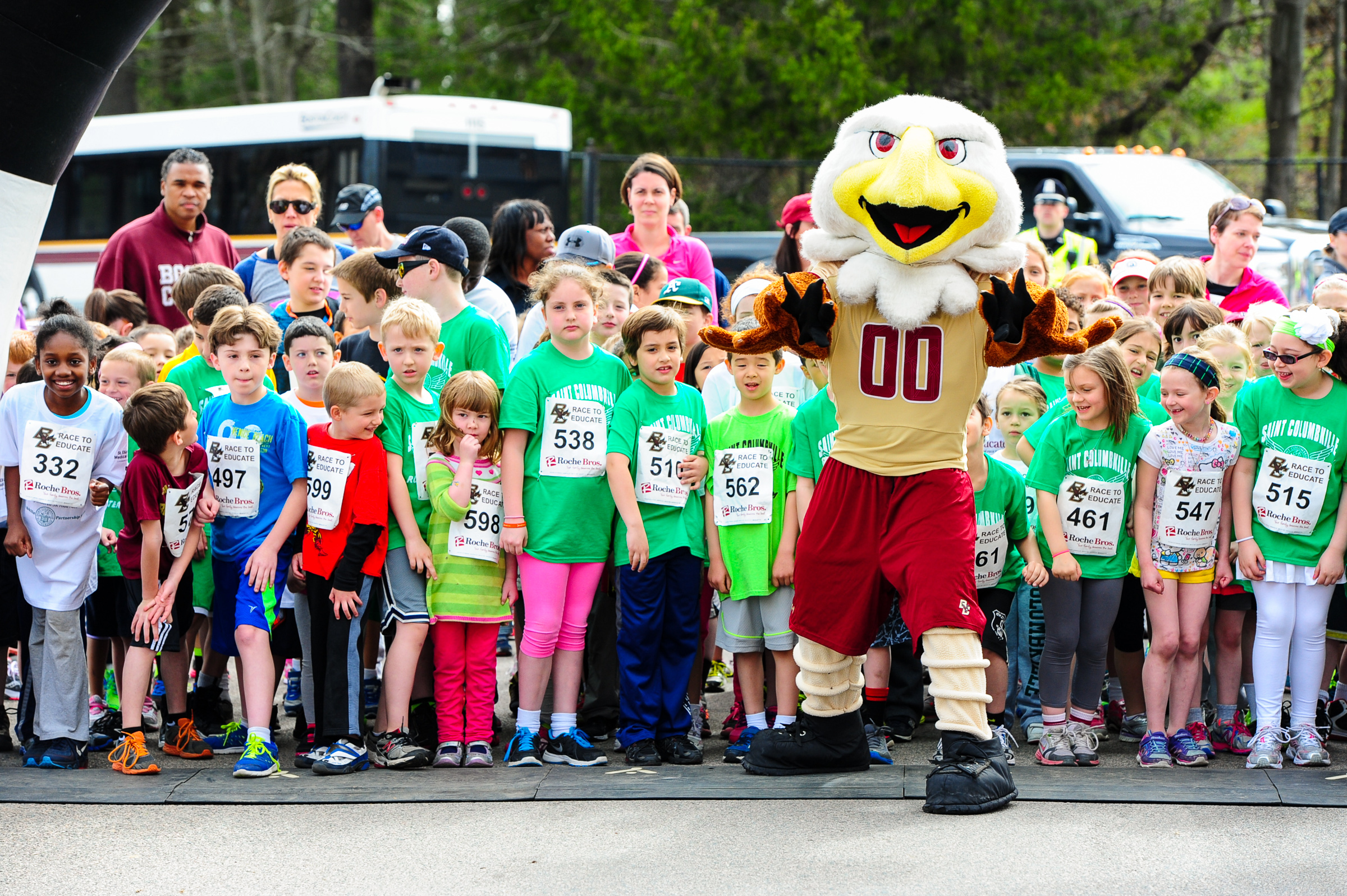 PHOTOS: BC Race to Educate 2014