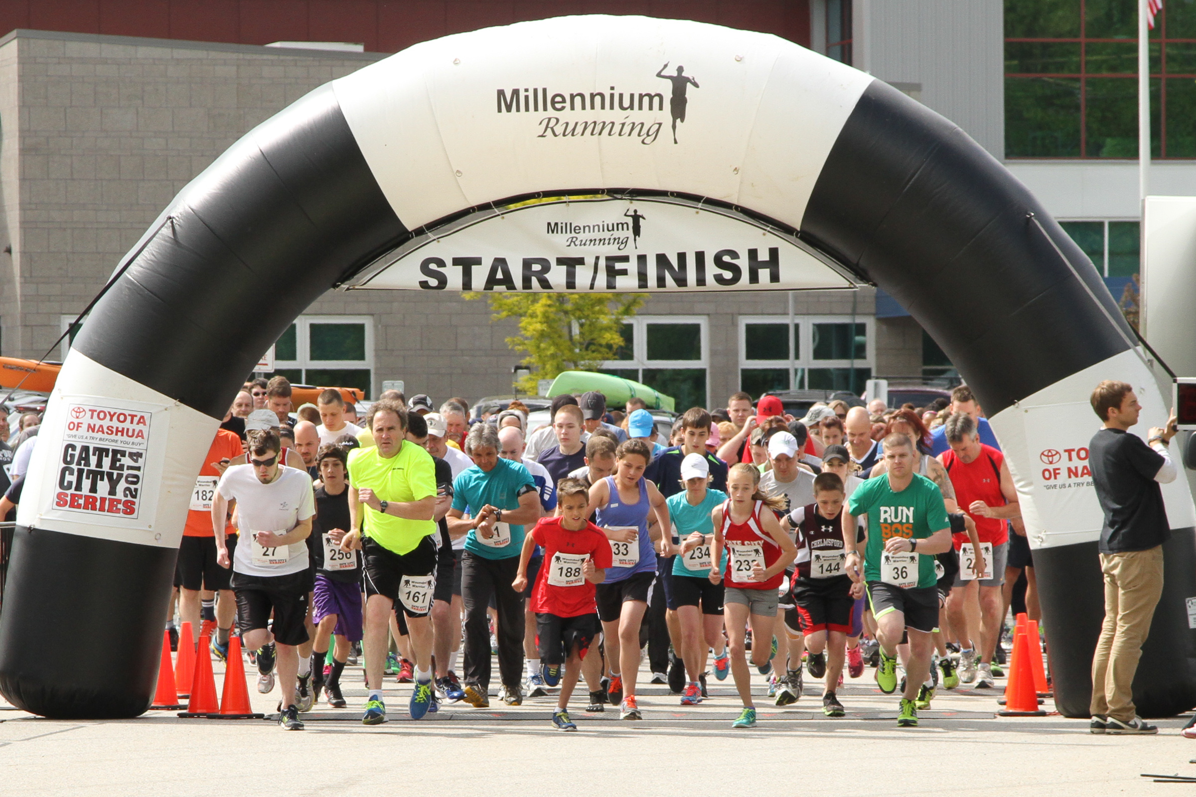 PHOTOS: Wounded Warrior 5K 2014
