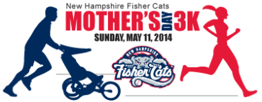 Fisher Cats Mother's Day 5K