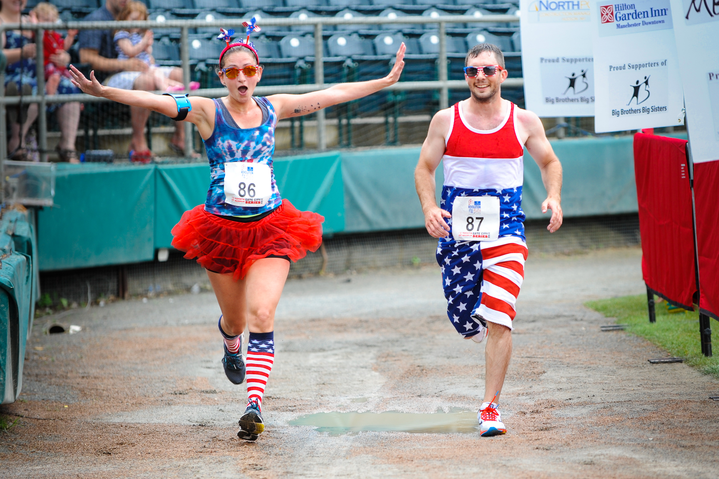 PHOTOS: Revolution Run 2014