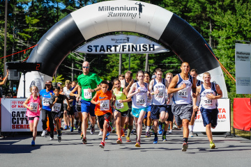 PHOTOS: Home Stretch 5K