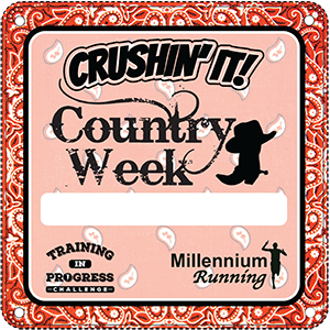 RESULTS: Crushin' It: Country Week Virtual 1 Mile – 2020