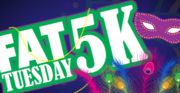 RESULTS: Fat Tuesday 5k 2016