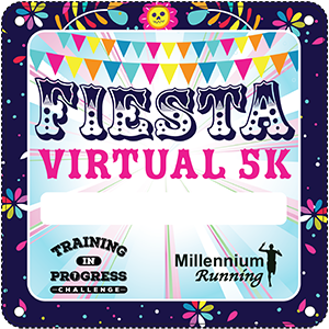 RESULTS: Training In Progress Challenge: Fiesta Virtual 5k – 2020