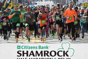 Citizens Bank Shamrock Races Take To The Streets of Manchester This Weekend