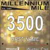 BIB NUMBERS: 2015 Millennium Mile – Londonderry, NH