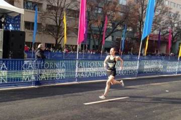 Hagley Runs 2016 US Olympic Trials Marathon Standard
