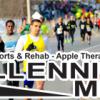 PHOTOS: Apple Therapy – Sports & Rehab – Millennium Mile 2015