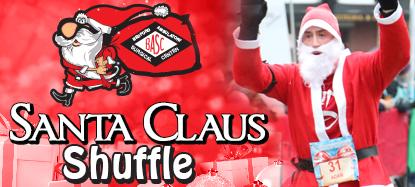 RESULTS: BASC Santa Claus Shuffle – 2015