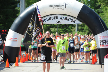 PHOTOS: Wounded Warrior 5K