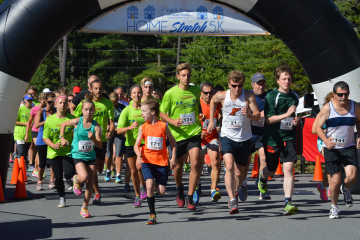 PHOTOS: Homestretch 5K