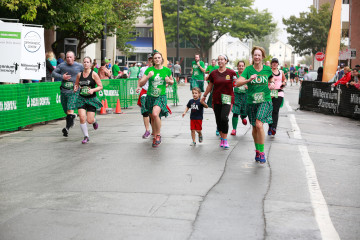 PHOTOS: Northeast Delta Dental Halfway to St. Patrick's Day 5K