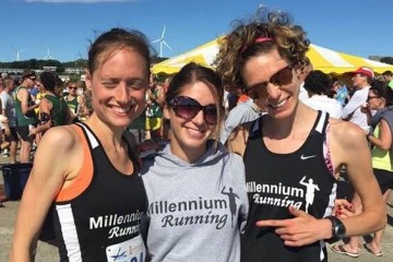 Millennium Ladies Repeat As USATF-NE Grand Prix Champs