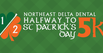 RESULTS: Northeast Delta Dental Halfway to St. Patrick's Day 5K – 2016