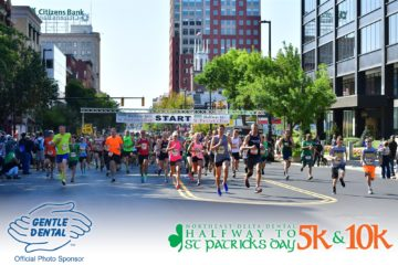 PHOTOS: Northeast Delta Dental Halfway to St. Patrick's 5K/10K – 2017