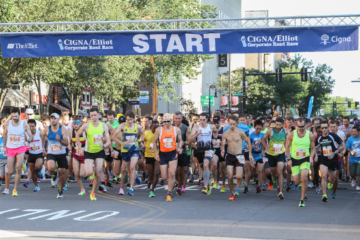 PHOTOS: The 26th Annual Cigna/Elliot Corporate Road Race – 2018