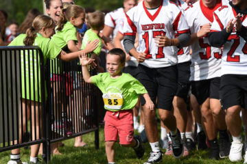 PHOTOS: Friends of Aine Kids Try-athlon – 2018