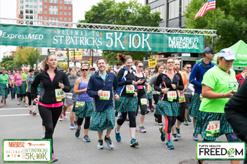 PHOTOS: Member Medical + ExpressMED Halfway to St. Patricks Day 5k & 10K – 2018