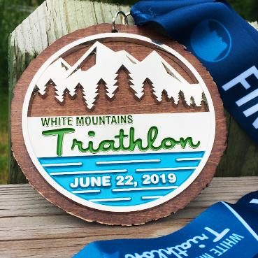 White Mountains Triathlon - MillenniumRunning com