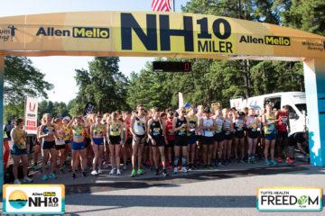 PHOTOS: Allen Mello NH 10 Miler – 2019