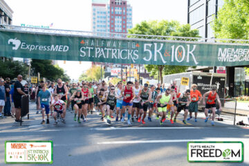 PHOTOS: Member Medical | Express MED Halfway to St. Patricks 5K & 10K – 2019