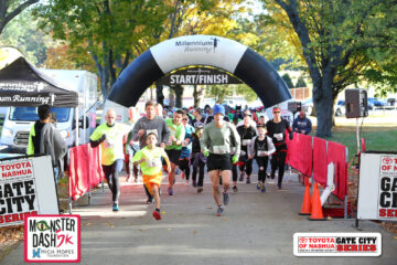 PHOTOS: Monster Dash 5k – 2019