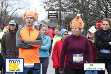 PHOTOS: Seacoast Rotary Turkey Trot – 2019
